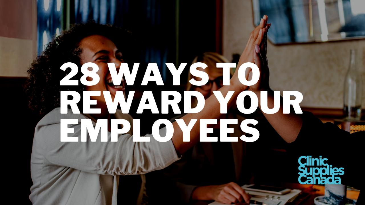 How to reward your staff v2