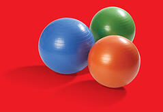 sanctband exercise balls